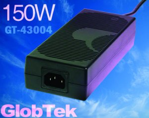 Switching Power Supply GT-43004P15024-T3 represents GlobTek's 150W desktop series family which is also updated to comply with IEC 60950-1 2nd edition or IEC60601-1 3rd edition and has certifications...
