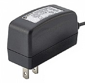 GTM86101-WWVV-W2, ITE / Medical Power Supply, Wall Plug-in, AC Adaptor Power Supply AC Adaptor, , Input Rating: 100-240V~, 50-60Hz, NEMA 1-15P, North America Blades, Class II 2 Conductors, Output Rating: 12 Watts, Power rating with convection cooling (W) , 5.95-24V in 0.1V increments, Approvals: China RoHS; Double Insulation; EAC; Level VI; WEEE; VCCI; Ukraine; RoHS; PSE; PSE; Morocco;